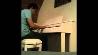 Fly (intouchables) piano
