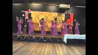 Samoan AOG Thomastown (Siva #1), 2006. Melbourne Australia.