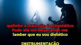 Roberto Carlos  -  Coisa Bonita  -  Karaoke