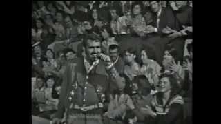 Vicente Fernandez El Arracadas En vivo