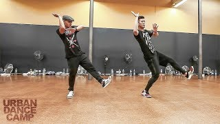 I See Fire - Ed Sheeran / Anthony Lee ft Vinh Nguyen Choreography Kinjaz Crew / URBAN DANCE CAMP