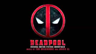 Deadpool Original Motion Picture Soundtrack Maximum Effort