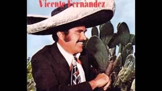 Vicente Fernández - Por si no te vuelvo a ver (El Tapatío)