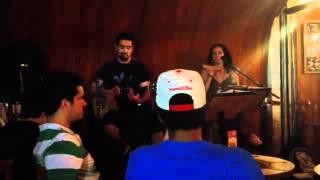Pretinha - Seu Jorge (Ao vivo) - Hercílio (Voz e violão)