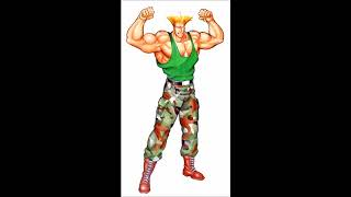 Guile's Stage Theme - Street Fighter II (CPS1 & SNES '91 DualMix)