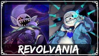 [Deltarune Remix] SharaX - Revolvania