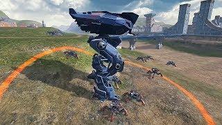 SCHUTZE's REVENGE / La Venganza del Schutze - War Robots Trailer