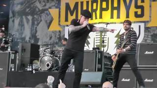 "Dropkick Murphys - You'll Never Walk Alone ""Live Gröna Lund"""