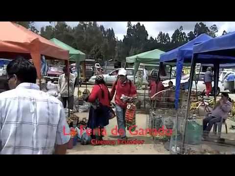 """Lo Mejor que Tiene Cuenca, """"La Feria de Ganado"""""""