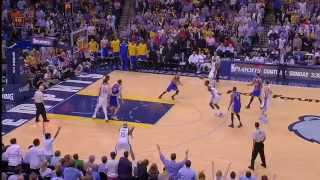 Stephen Curry Full Court Buzzer Beater! Warriors vs Grizzlies | May 15, 2015