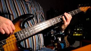 Dire Straits - Walk Of Life Bass Cover