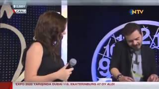 Merve Özbey Ft Erdem Kınay Duman (NTV Gece Gündüz)