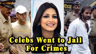 10 Bollywood Celebs Went To Jail For Serious Crimes