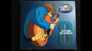 KFOG Live From the Archives Volume 8 Dave Matthews   Everyday 2001