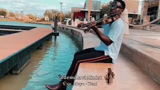 Teni - Uyo Meyo (Official Violin Cover)   DEMOLA
