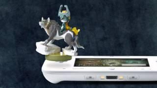 The Legend of Zelda: Twilight Princess HD | amiibo trailer (Japan)