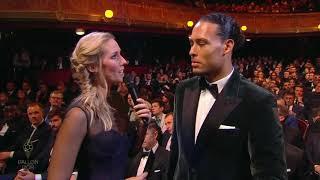Virgil Van Dijk talks about 2018-2019 season and Ballon D'or 2019