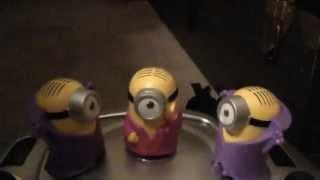 Minions Dancing