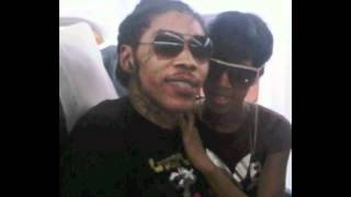 Vybz Kartel Ft Gaza Slim - So Much Woman [Raw] (Daily Dose Riddim) April 2012