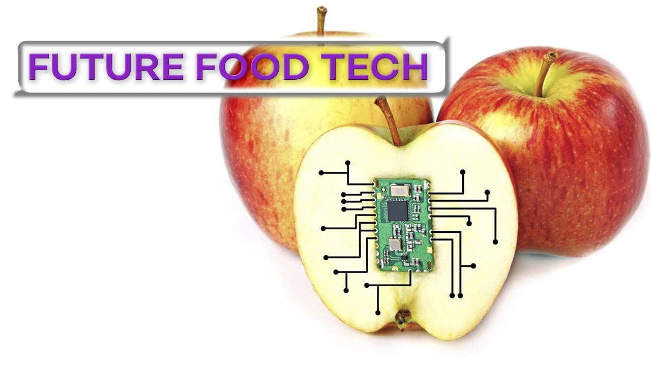 Future Food Technology: What Will We Eat In The Future?