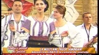 Catalina Munteanu - La multi ani cu sanatate 2014-2015