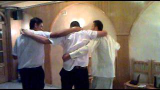 la botez la baiatul lui alin de la slatina,in coslada,spania,partea2
