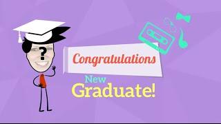 Graduation Day PowToon - Congratulate your Graduate