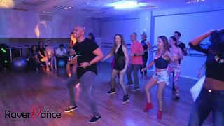 Afro-House dancing (Kizomba) with Benoit Blameble