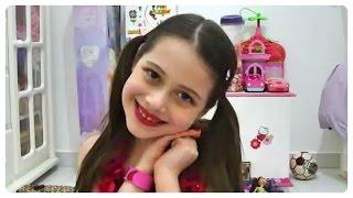 Tutorial: Cadeirinha Giratória para Monster High Julia Silva