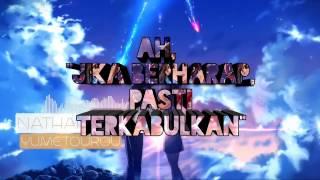 RADWIMPS - YUMETOUROU ost Kimi No Na Wa INDONESIA VERSION