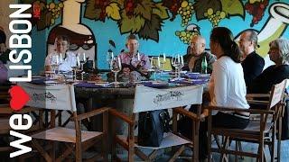 Workshop de animação e iniciação à prova de vinhos