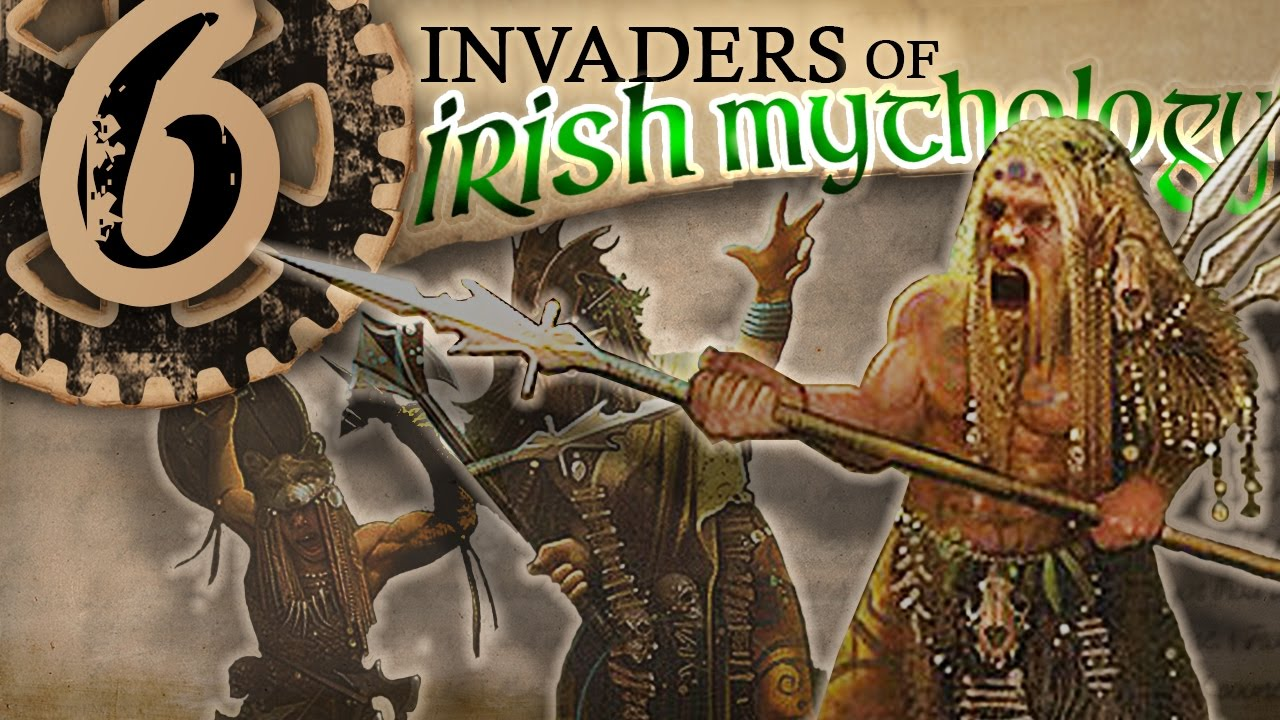 6 Mythological Invaders of Ireland — Irish Mythology Series