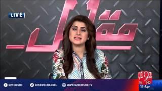 Muqabil 11-04-2016 - 92NewsHD