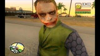 GTA SA EVOLUTION DOWNLOAD SKIN CORINGA JOKE FAN FULL HD 1080p