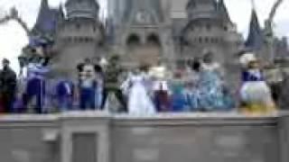 Felicity Ferraro & Chip Matthews- Enjoy Magic Kingdom Videos