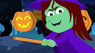 Dia das Bruxas | Música de Halloween | Musica Infantil | Happy Halloween Song | Umi Uzi Português