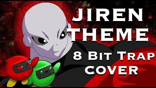"""JIREN'S POWER UNLEASHED""  - 8 BIT TRAP COVER"