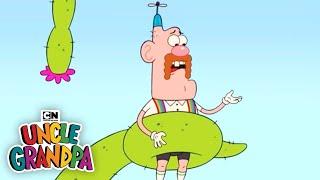 Cactus Alien | Uncle Grandpa | Cartoon Network