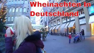 Wheinachten in Deutschland!