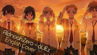 【Maria】Aldnoah.Zero - aLIEz [English Cover] //Rayden Remix//