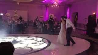 Can't Help Falling in Love - First Dance - Victoria & Maksim