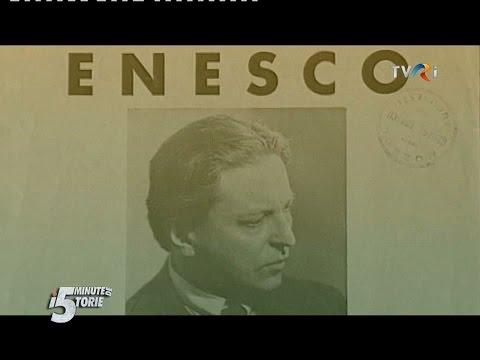 Viaţa lui George Enescu