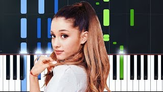 "Ariana Grande - ""better off"" Piano Tutorial - Chords - How To Play - Cover"
