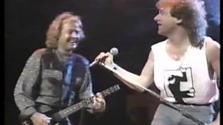 """Hot Blooded"" Foreigner - Atlantic Records 40th Anniversary Concert 1988"