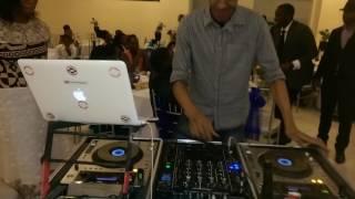 O DJ QUE REPRESENTA O ESTILO KUDURO EM ANGOLA 2017 DJ SADJI TOCAR É TOCAR