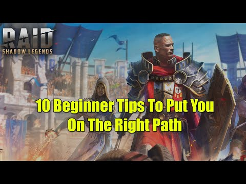 Raid: 10 Tips For New Players