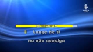 ♫ Karaoke LONGE DE TI   - Diapasão