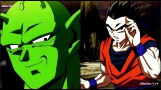 DBS 「AMV」 Gohan y Piccolo vs Universo 10 「Feel Invincible」 HD