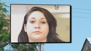 Woman accused of attacking ex-boyfriend with a saw
