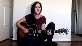 """Me singing """"Love Sosa"""" by Chief Keef with guitar"""
